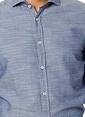 Ramsey Gömlek İndigo
